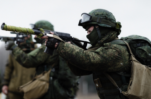 Vì sao đạn xuyên giáp của đặc nhiệm Nga lại khiến phương Tây hốt hoảng? - Ảnh 2.