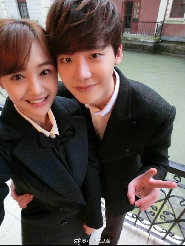 Sốc: Lee Jong Suk bất ngờ bị réo tên giữa bê bối của Trịnh Sảng, nghi vấn là bạn sex, lộ dấu vết ở cổ lúc ngoại tình - Ảnh 3.