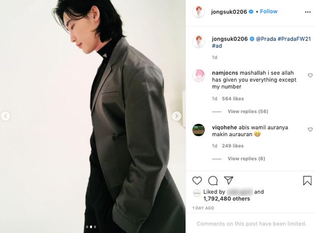 Sốc: Lee Jong Suk bất ngờ bị réo tên giữa bê bối của Trịnh Sảng, nghi vấn là bạn sex, lộ dấu vết ở cổ lúc ngoại tình - Ảnh 5.