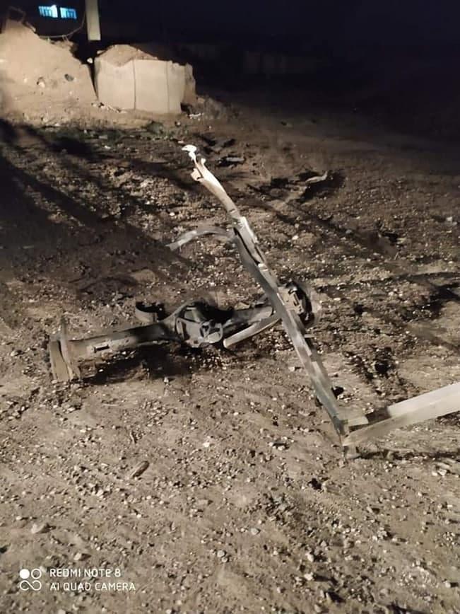 Khốc liệt chiến sự Syria: Vụ nổ khủng khiếp gần căn cứ quân sự của Nga - Ảnh 1.