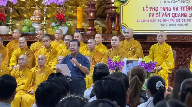Từ Mỹ, Hàn Thái Tú: Chi phí tang lễ cho Vân Quang Long do anh em bạn bè thân lo - Ảnh 1.