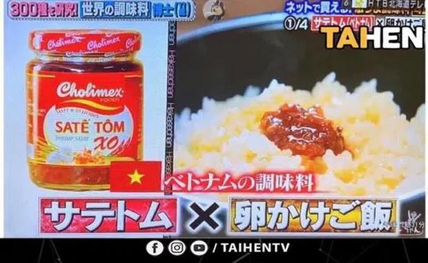 Cơm nóng trộn trứng sống - sa tế: Món ăn đang hot trên MXH mấy ngày nay, hóa ra lại dễ làm và vô cùng thơm ngon nhờ loại gia vị made in Việt Nam này - Ảnh 1.
