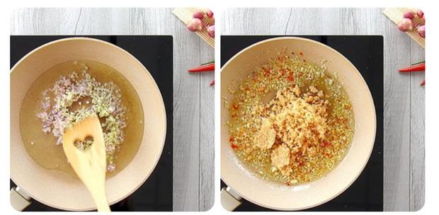 Cơm nóng trộn trứng sống - sa tế: Món ăn đang hot trên MXH mấy ngày nay, hóa ra lại dễ làm và vô cùng thơm ngon nhờ loại gia vị made in Việt Nam này - Ảnh 5.