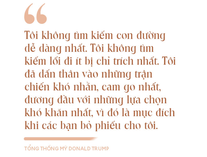 Toàn văn thông điệp kết thúc nhiệm kỳ của Tổng thống Trump: Phong trào của chúng ta chỉ vừa mới bắt đầu - Ảnh 8.