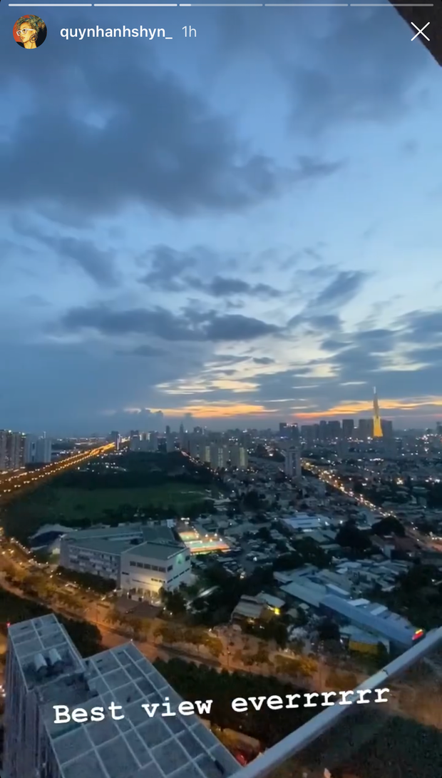 Cận cảnh căn rooftop hoành tráng Quỳnh Anh Shyn mới tậu - Ảnh 7.