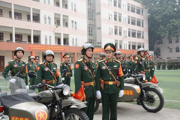 Tướng Phan Văn Giang giao nhiệm vụ đặc biệt cho Lữ đoàn cận vệ thép - Ảnh 3.