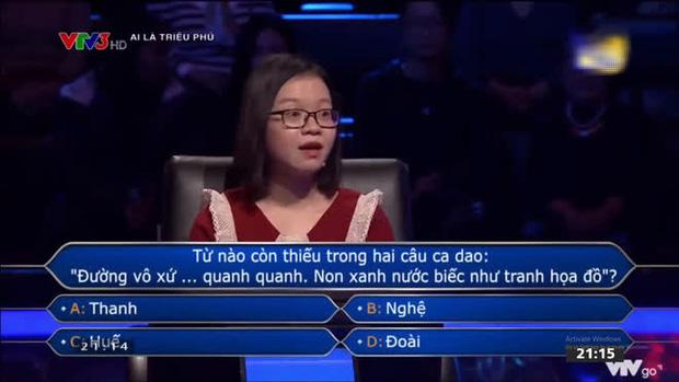 Ai Là Triệu Phú lại gây tranh cãi vì đáp án: 'Đường vô xứ... quanh quanh' là Nghệ hay Huế? - ảnh 1