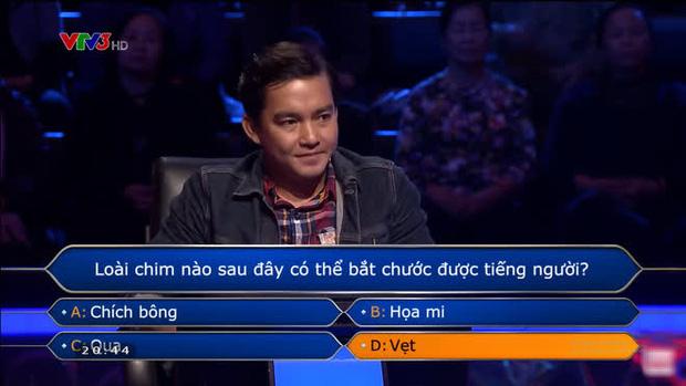 Ai Là Triệu Phú lại gây tranh cãi vì đáp án: Đường vô xứ... quanh quanh là Nghệ hay Huế? - Ảnh 3.