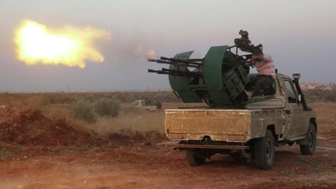 """Cả gan tấn công Syria, IS tự chuốc lấy """"đòn thù"""" khiếp đảm của Nga - Ảnh 2."""