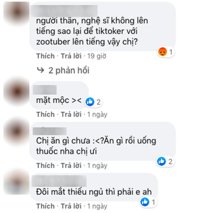 Chị ruột Thiều Bảo Trâm bất ngờ bị trách móc giữa ồn ào của em gái và Sơn Tùng - Ảnh 3.