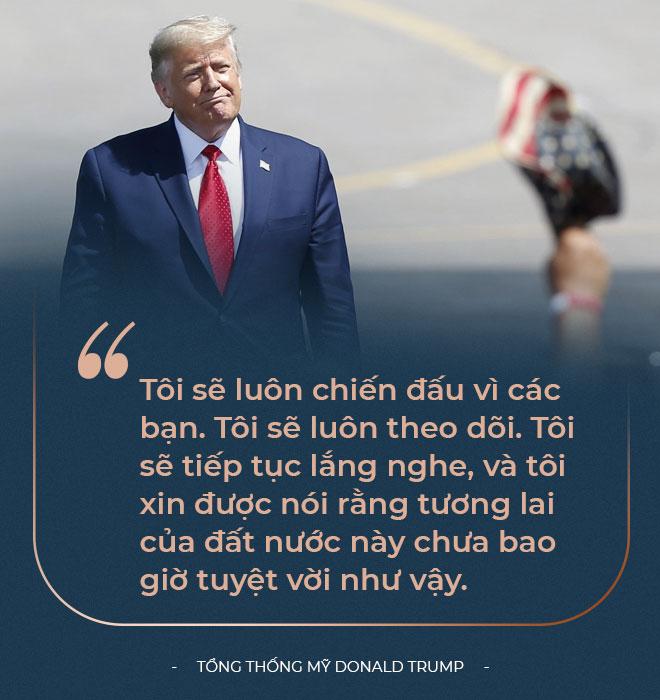 Toàn văn bài phát biểu cuối của ông Trump trên cương vị Tổng thống: Tôi đã cảnh báo các bạn rồi đấy! - Ảnh 7.