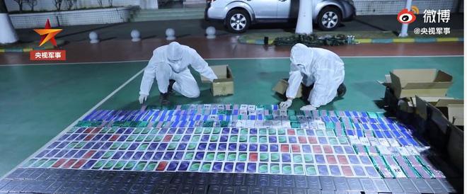 Buôn lậu iPhone bằng dây thừng và UAV: Cảnh sát Trung Quốc thu giữ 1.145 chiếc iPhone 12 - Ảnh 2.
