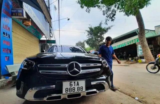 Bàn tay vàng trong làng bốc biển xe: Mua Mercedes cho vợ chơi Tết trúng ngay biển ngũ quý 8 siêu đẹp, trả 7 tỷ cũng chưa bán - Ảnh 1.