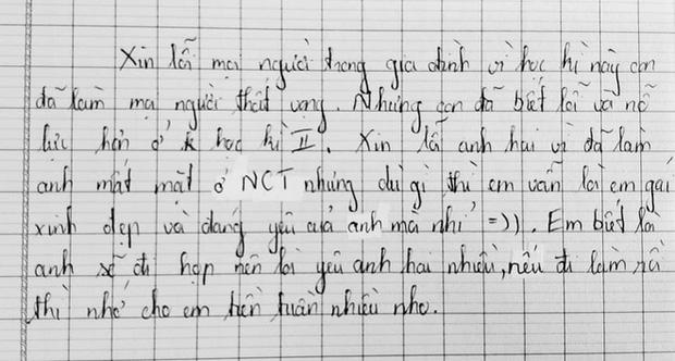 Những bức thư nghẹn ngào trước ngày họp phụ huynh: Cha mẹ đâu phải lúc nào cũng đúng, làm ơn đừng áp đặt nữa! - Ảnh 5.