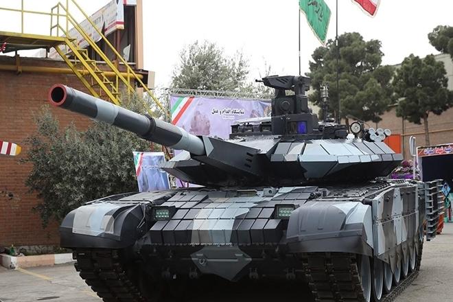 Khám phá kho vũ khí hiện đại của Iran - Ảnh 6.
