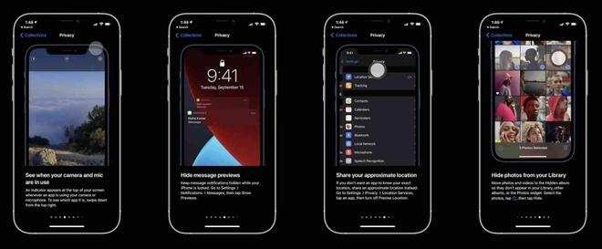 9 mẹo bảo mật an toàn tuyệt đối được Apple chia sẻ trên iPhone - Ảnh 2.