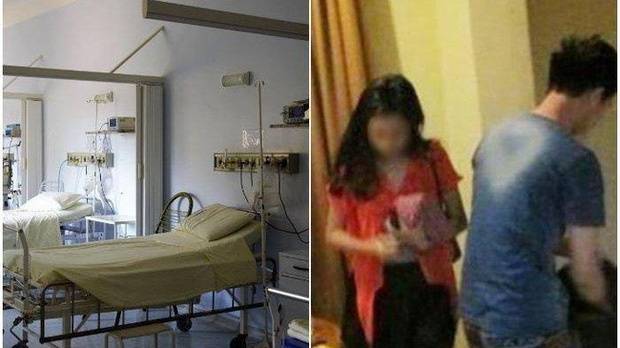 Bệnh nhân Covid-19 thản nhiên quan hệ tình dục với viên cảnh sát trong phòng cách ly, đoạn clip bằng chứng lan truyền khắp MXH - Ảnh 2.