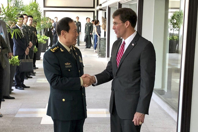 Căng thẳng Mỹ-Trung: Hướng đi nào cho quân đội hai bên dưới thời Tổng thống Biden? - Ảnh 1.