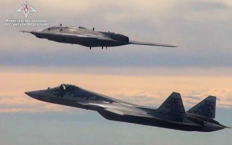 UAV Nga: Đột phá đáng kinh ngạc - Tiết lộ mới nhất về kế hoạch chưa từng có - Ảnh 2.