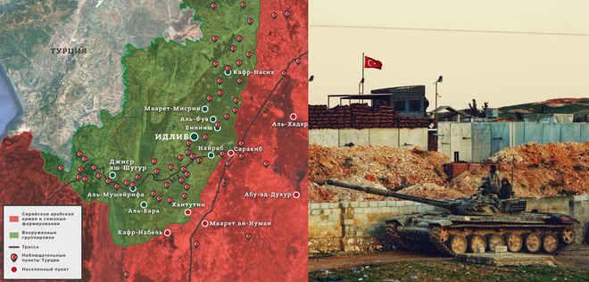 QĐ Thổ liên tiếp bị phục kích ở Syria: Điểm mặt 3 bàn tay đen đang cố tình giật dây? - Ảnh 1.