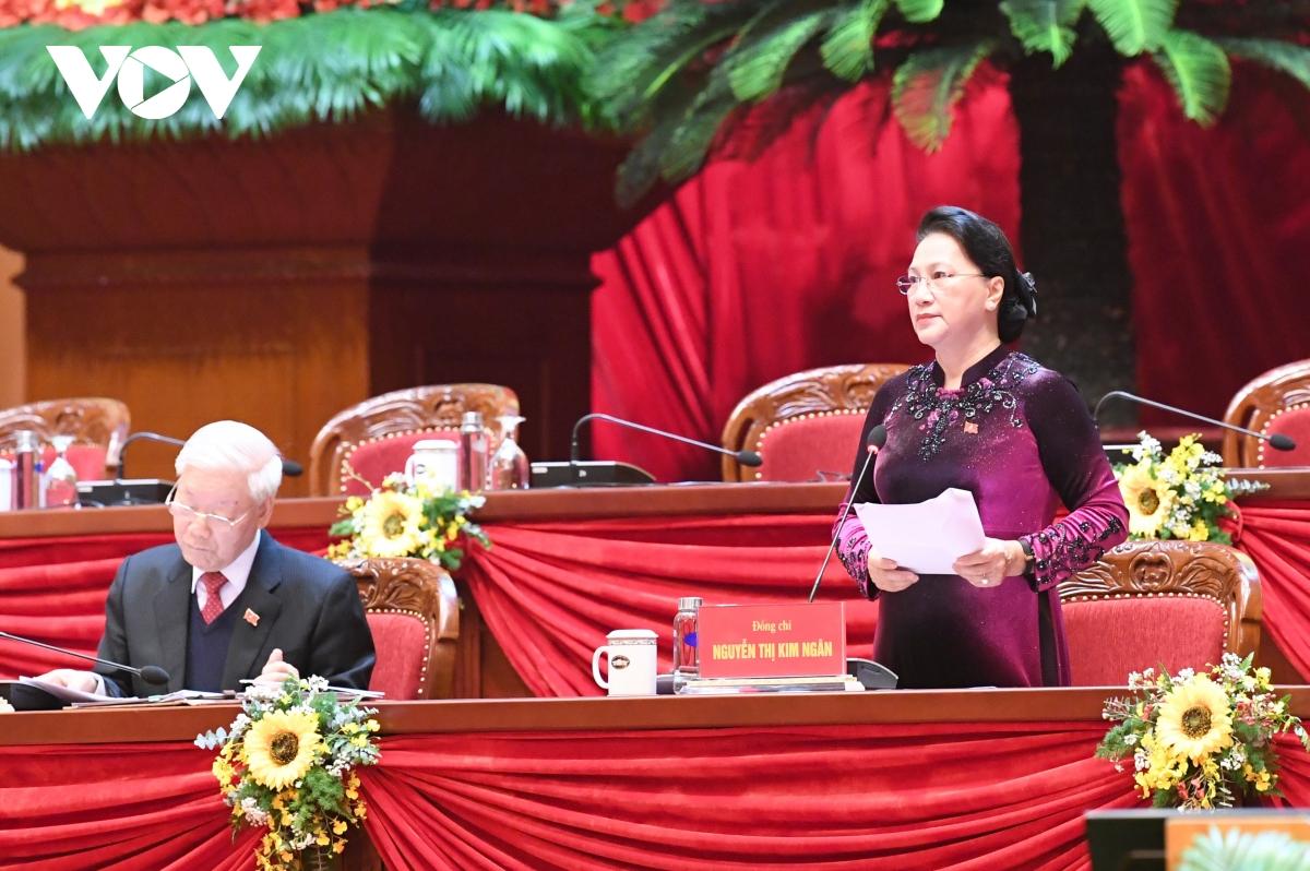 Hình ảnh phiên trù bị Đại hội đại biểu toàn quốc lần thứ XIII của Đảng - Ảnh 2.