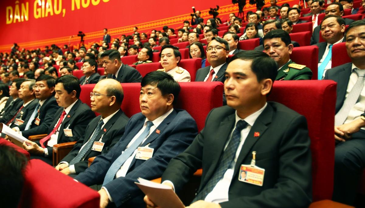 Hình ảnh phiên trù bị Đại hội đại biểu toàn quốc lần thứ XIII của Đảng - Ảnh 11.