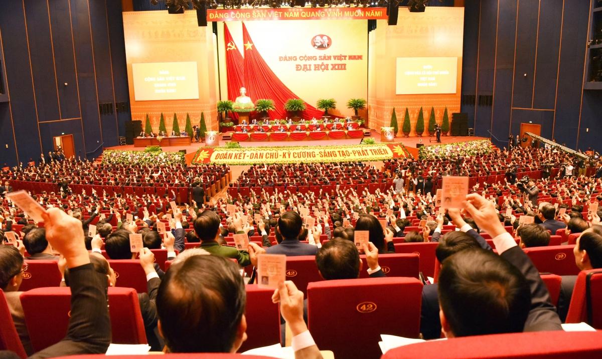 Hình ảnh phiên trù bị Đại hội đại biểu toàn quốc lần thứ XIII của Đảng - Ảnh 12.