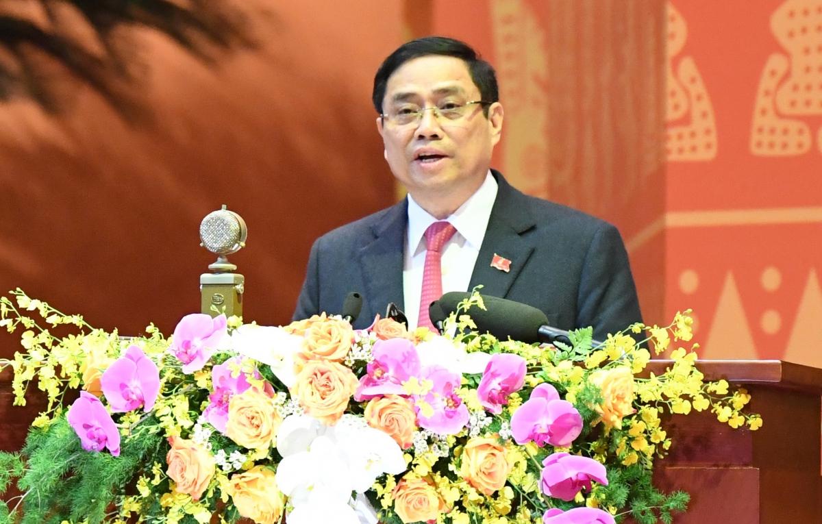 Hình ảnh phiên trù bị Đại hội đại biểu toàn quốc lần thứ XIII của Đảng - Ảnh 4.