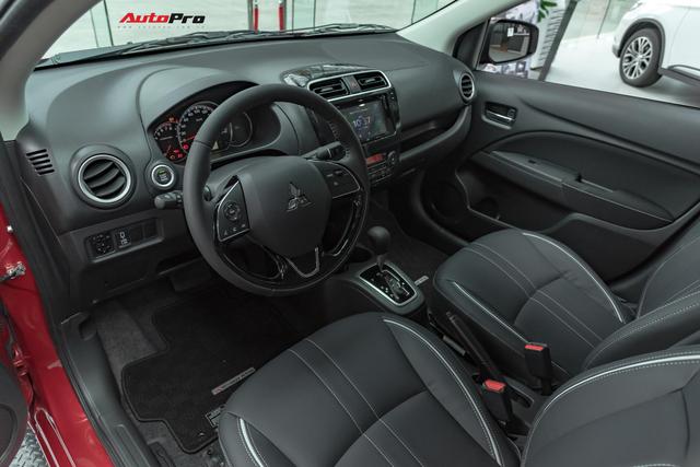 Loạt sedan hạng B giảm giá mạnh đón đầu Toyota Vios 2021 sắp ra mắt: Attrage và Ciaz bớt trước bạ, Accent hết kênh giá - Ảnh 4.