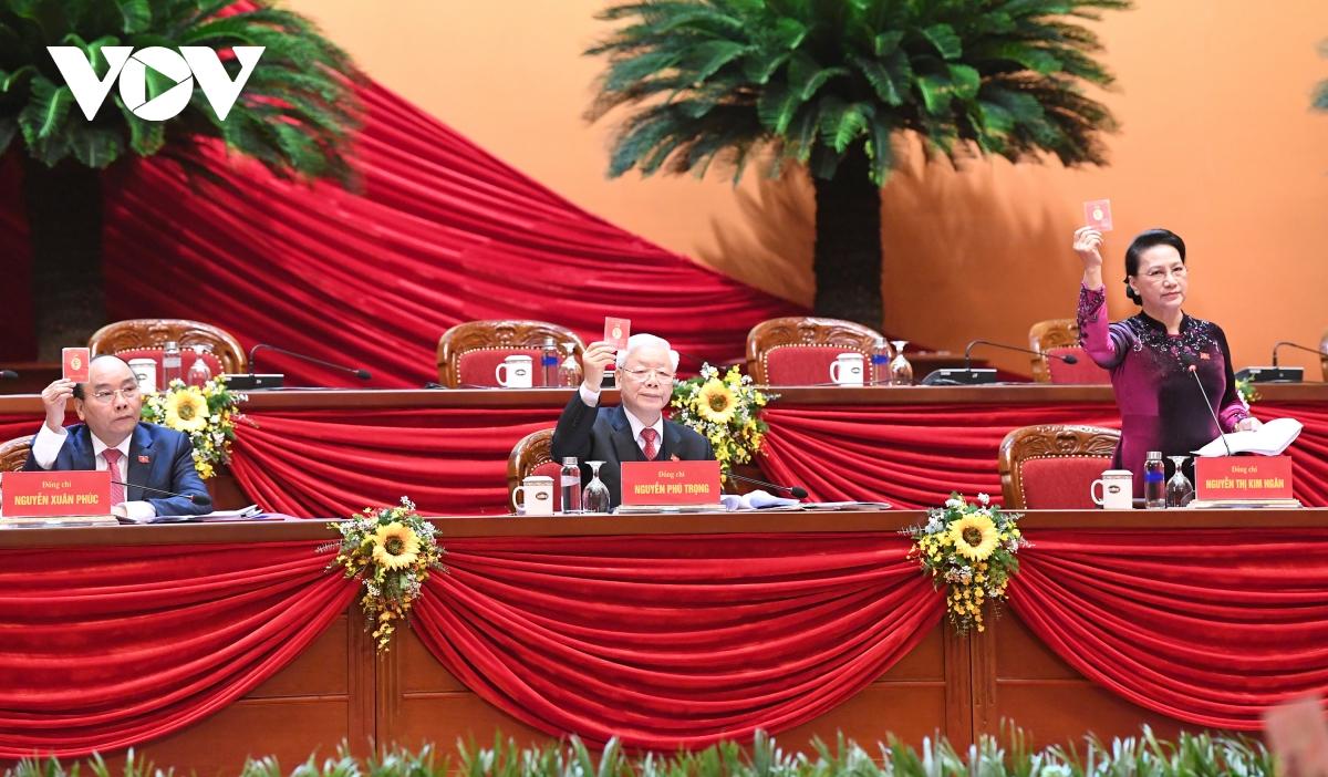 Hình ảnh phiên trù bị Đại hội đại biểu toàn quốc lần thứ XIII của Đảng - Ảnh 6.