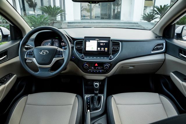 Loạt sedan hạng B giảm giá mạnh đón đầu Toyota Vios 2021 sắp ra mắt: Attrage và Ciaz bớt trước bạ, Accent hết kênh giá - Ảnh 6.