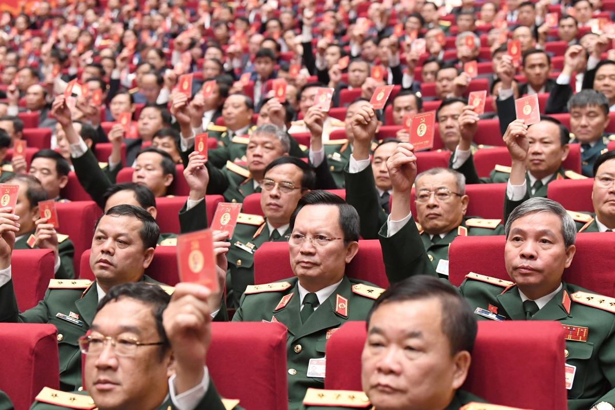 Hình ảnh phiên trù bị Đại hội đại biểu toàn quốc lần thứ XIII của Đảng - Ảnh 7.