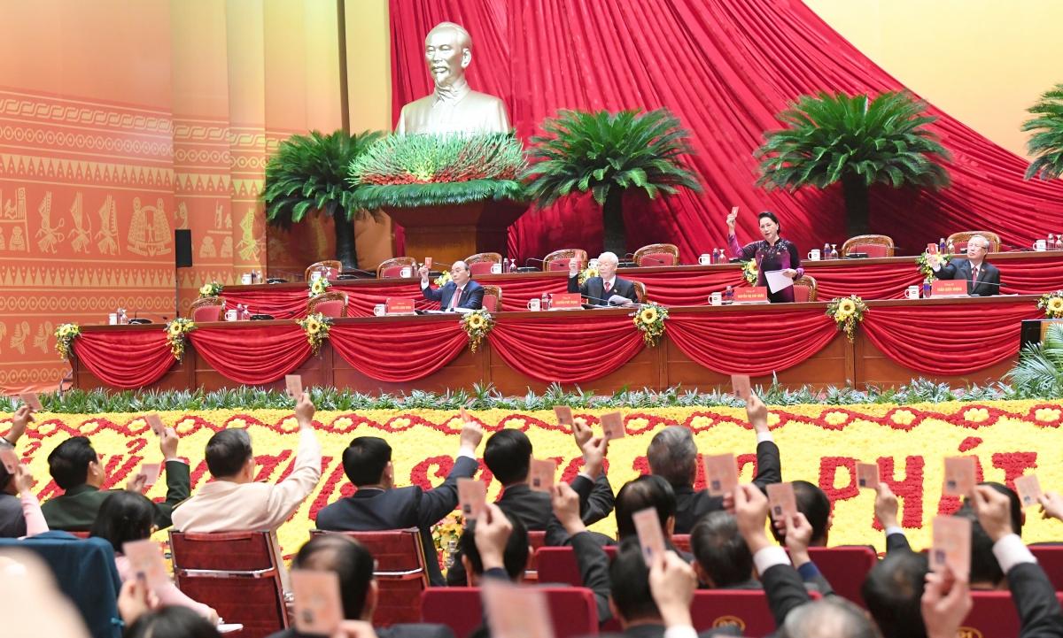 Hình ảnh phiên trù bị Đại hội đại biểu toàn quốc lần thứ XIII của Đảng - Ảnh 8.
