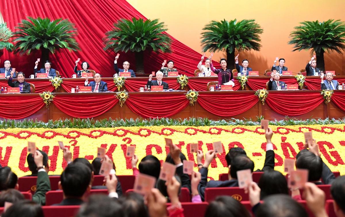 Hình ảnh phiên trù bị Đại hội đại biểu toàn quốc lần thứ XIII của Đảng - Ảnh 9.