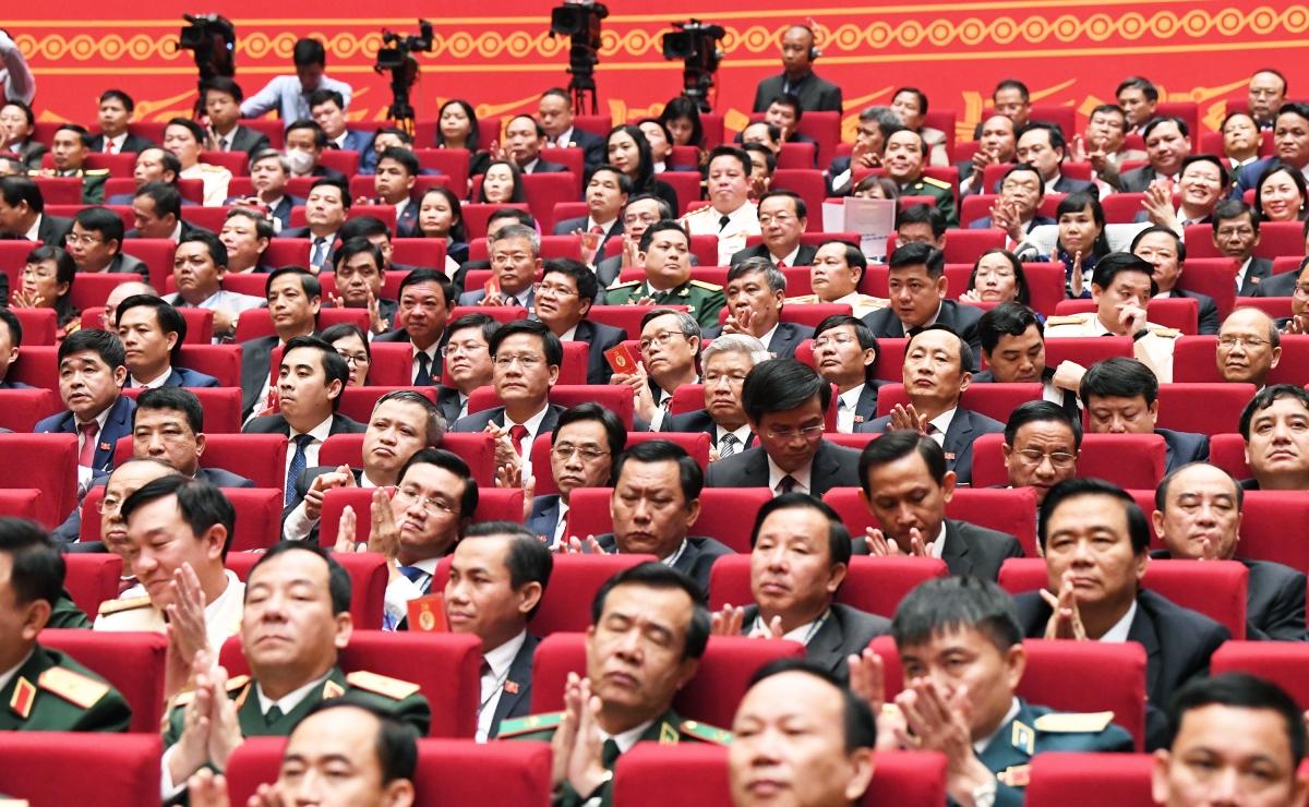 Hình ảnh phiên trù bị Đại hội đại biểu toàn quốc lần thứ XIII của Đảng - Ảnh 10.
