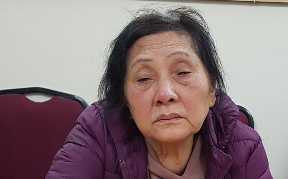 Cụ bà 75 tuổi gây ra hàng loạt vụ trộm cắp ở Hải Phòng