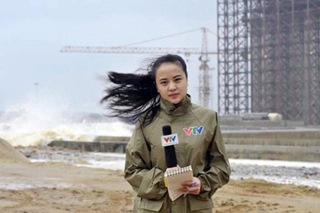 Nữ BTV xinh đẹp, dũng cảm vừa được phân công dẫn sóng Thời sự 19h của VTV là ai? - Ảnh 3.