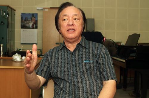 NSND Trung Kiên qua đời: Vị giáo sư âm nhạc hiếm hoi, dạy dỗ hàng trăm ca sĩ nổi tiếng - Ảnh 7.