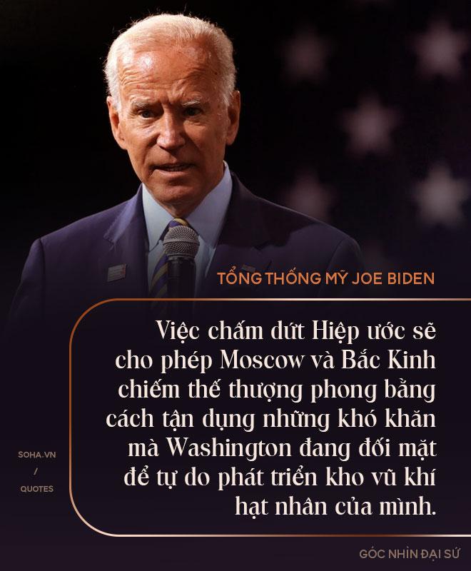 Ông Biden gia hạn START-3 ngay khi nhậm chức: Khởi đầu đẹp với Nga, nhưng là khoảng lặng trước bão táp? - Ảnh 2.