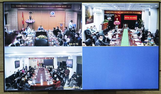 2 ca nhiễm Covid-19 tại Hải Dương và Quảng Ninh vừa được công bố: 1 ca liên quan biến thể mới - Ảnh 2.
