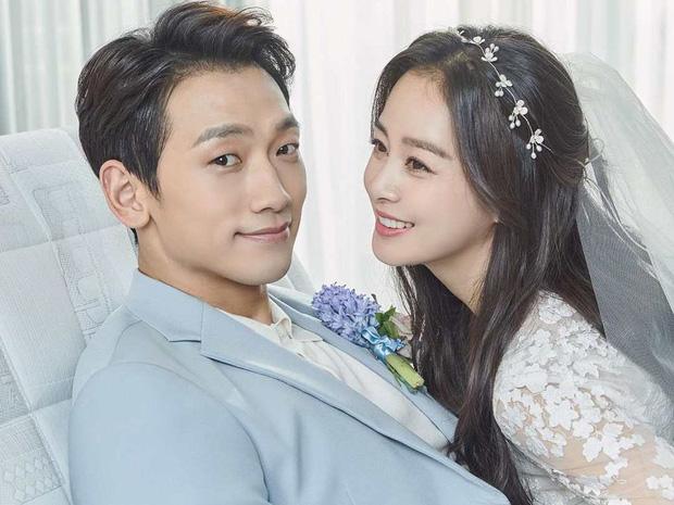 Cuối cùng Bi Rain đã hé lộ chi tiết về nhan sắc của 2 con gái, đặc điểm giống Kim Tae Hee khiến dân tình vỡ oà - Ảnh 3.