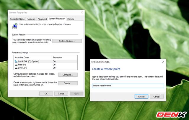 Hô biến Desktop của Windows 10 thành trạm không gian với bộ giao diện Neon Space - Ảnh 4.