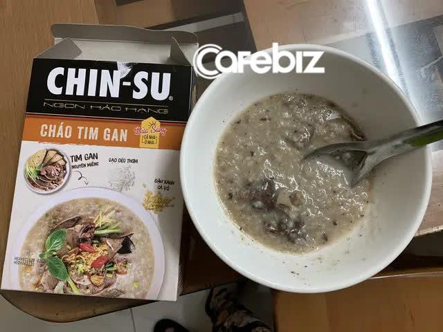 Bán mỳ tôm, nước mắm chưa đủ, Masan của tỷ phú Nguyễn Đăng Quang còn bán cả cháo lòng đóng hộp - Ảnh 1.