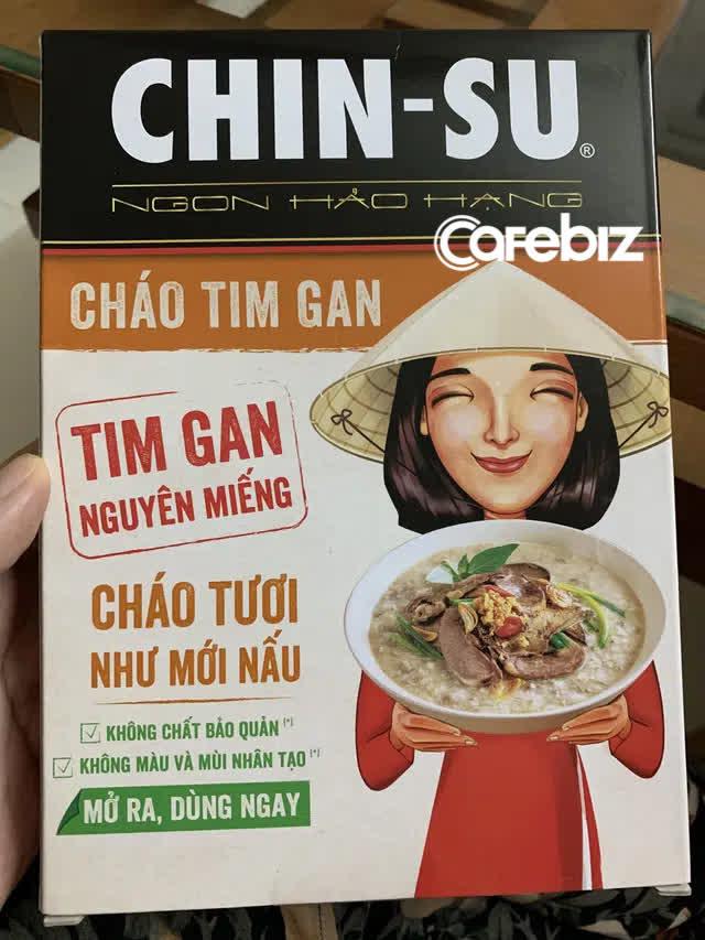 Bán mỳ tôm, nước mắm chưa đủ, Masan của tỷ phú Nguyễn Đăng Quang còn bán cả cháo lòng đóng hộp - Ảnh 2.