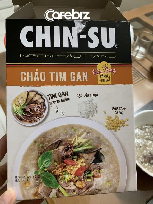 Bán mỳ tôm, nước mắm chưa đủ, Masan của tỷ phú Nguyễn Đăng Quang còn bán cả cháo lòng đóng hộp - Ảnh 3.