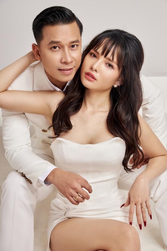 Vợ Lê Hoàng The Men: Tôi nói chuyện có em bé, anh ý bảo nói xạo rồi đạp thẳng vào bụng tôi - Ảnh 1.