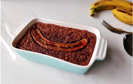 Thèm chuối mà sợ tăng cân thì làm ngay món bánh này, ăn thả ga dáng vẫn đẹp - Ảnh 4.