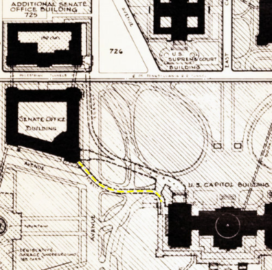 Cảnh báo khẩn cấp: Nghị sĩ Mỹ được khuyên đi đường hầm tới Quốc hội vì biến lớn ngày 6/1 - Ảnh 1.