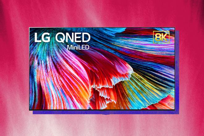Chọn tên QNED TV, đòn hồi mã thương khéo léo của hãng LG nhằm chặn họng đối thủ truyền kiếp - Ảnh 2.