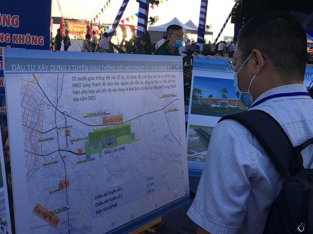 Chính thức khởi công xây dựng sân bay Long Thành - Ảnh 2.